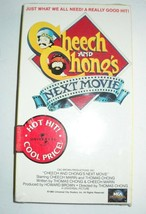 Cheech and Chong's Next Movie (VHS, 1980) NEW - $9.89