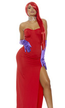 Forplay Mrs Rabbit to You Sexy Jessica Adult Womens Halloween Costume 55... - $59.99