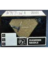 RECORD PLAYER NEEDLE EV 2624DS for N317-sd Sears 88893 for Magnavox 368-... - $14.20