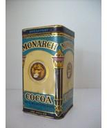 1923 Monarch Cocoa Tin~Reid Murdoch & Co~16 oz~Collectible~Great Condition - $74.24