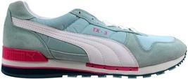 Puma TX 3 Clearwater/White-Pink 341044 69 Men's SZ 9 - $55.41