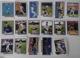 2004 Topps Series 1 & 2 Colorado Rockies Team Set of 17 Baseball Cards - $3.00