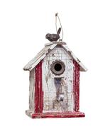 Rustic Style Bird House Wildlife Garden Outdoor Home Decor *Closeout* - $22.00