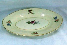 Household Institute Homer Laughlin Priscilla Gravy Boat With Under Plate N1639 image 3