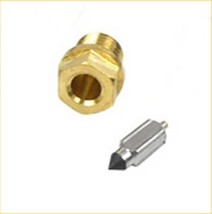 K&L Carb Carburetor Float Valve Needle Seat YSR50 YSR 50 DT125 DT 125 18... - $9.95