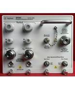 HP-Agilent-Keysight 86108A Precision Waveform Analyzer, Options 100,200,... - $7,420.50