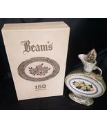 Vintage Jim Beam 1969 Sovereign Yellow Rose Decanter in Original Box - $10.00