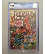 Fantastic Four # 100 CGC 9.0 (Marvel - Jul 1970 - Dr. Doom, Sub-Mariner,... - $124.50