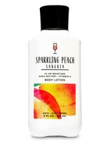 Bath & Body Works  Body Cream Sparkling Peach Sangria - $14.84