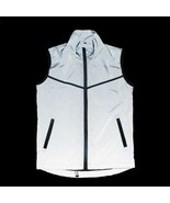 Reflective Vest Safety Clothing High Visibility Night Jogging Camping Ja... - $51.40