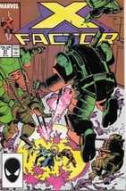 X-Factor Comic Book #21 Marvel Comics 1987 Near Mint New Unread - $3.99