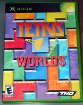 Xbox   Tetris Worlds (Complete With Instructions)  - $8.00