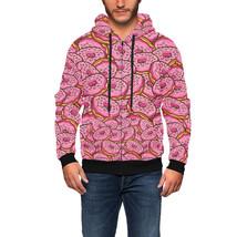 Pink Donuts Men's Zip Up Hoodie - $94.99 - $104.99