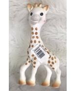 Vulli Sophie The Giraffe La Baby Natural Rubber Teether Toy polka dot No... - $24.70