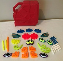 Kid Knex Set Knex Fish Eyed Friends 38 Pieces with Carry Storage Case - $9.99