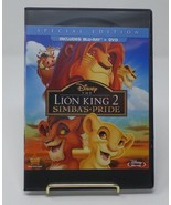 The Lion King 2 II: Simbas Pride (Blu-ray+DVD) [Upgraded to Slim DVD Case] - $14.84