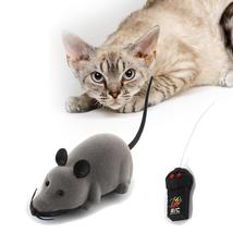 New cat toy wireless remote control mouse electronic rc rat mice toy pet cat toy mouse thumb200