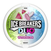 ICE BREAKERS DUO Watermelon Flavored Mints, 1.3 Ounces - $21.90