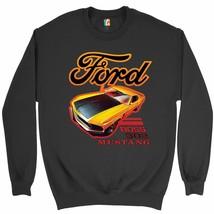 Ford Boss 302 Mustang Sweatshirt Vintage American Muscle Car Licensed Cr... - $20.23+