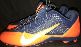 Nike Alpha Pro Chicago Bear's Team Issue Cleats Size 14 - $25.50
