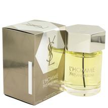 Lhomme by Yves Saint Laurent Eau De Toilette Spray 3.4 oz for Men #428971 - $83.46