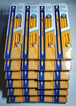 24 Staedtler 12ct Essential Pre-Sharpened HB #2 Yellow Wood Graphite Pencil =288 - $44.54