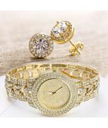 Luxury New Geneva Women Watch Stainless Steel Men's Quartz Analog Wrist Watches - $12.99