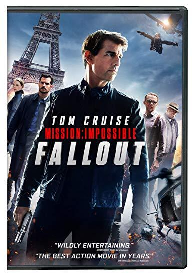 Mission: Impossible - Fallout [DVD]