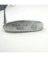 "WILSON STAFF 8813 PUTTER  ALL ORIGINAL RH 35.5"" - $28.80"