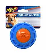 Nerf Dog 3in TPR EXO Squeak Ball - Blue/Orange - $13.71