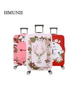HMUNII® New Simplicity Travel Suitcase Protection Cover Apply To 18-32 Inch - $19.07+