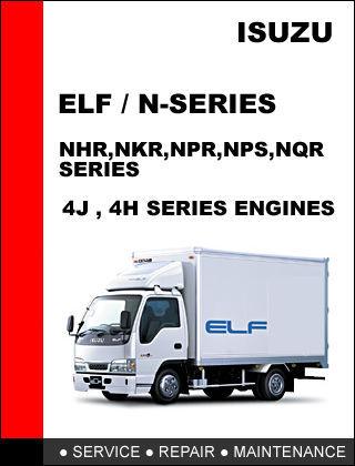 isuzu elf n series truck factory service and 50 similar items rh bonanza com isuzu elf service manual isuzu elf owners manual pdf