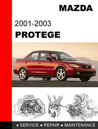 mazda protege 2001 2003 factory service and 50 similar items rh bonanza com 1995 Mazda Protege 1998 Mazda Protege