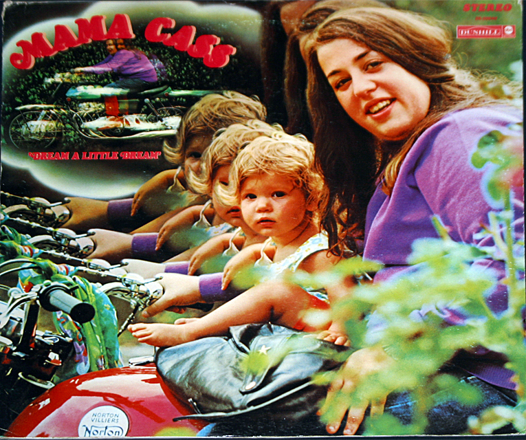 Mama cass dream a little dream   cover