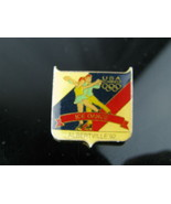 Olympic Pin Vintage 1992 Albertville, France Ice Dance USA Team - $12.82