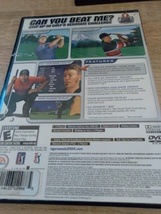 Sony PS2 Tiger woods PGA Tour 2001 image 4