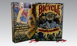 ZOMBIE ++ EVERYDAY ++ Poker Playing Cards  Bicycle Zombie  - 54 designs ... - $10.99