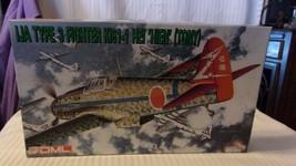 1/72 Scale DML Models Japanese Fighter Ki61-1 Hei Tony  Airplane Kit BNO... - $33.41