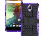 Hockproof armor kickstand phone cover case for oneplus 3 purple p20160704143324641 thumb155 crop