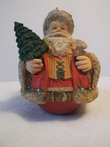 "Hallmark Keepsake Ornament ""Evergreen Santa"" Special Edition 1996 - $5.99"
