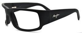 Maui Jim MJ-202-2M Peahi Men's Sunglasses Matte Black FRAME ONLY - $48.60