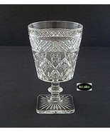 "Imperial Cape Cod Goblet 5 1/4"" 160 Water - $5.25"