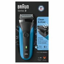 Braun Series 3 Men's Rechargeable Wet & Dry Electric Shaver - 310S - $51.19