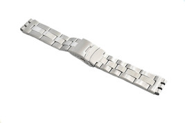 Stainless Steel Metal Bracelet Replacement Watch Band Strap for 20mm Swatch - $18.99