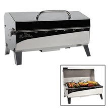 Kuuma Stow N Go 160 Gas Grill - 13,000BTU w/Regulator, Thermometer and I... - £175.17 GBP