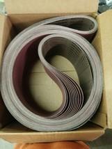 "VSM 17751 6"" x 132"" Abrasive Belt 120 Grit PK10 - $242.00"