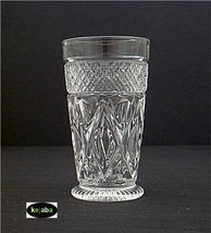 "Imperial Cape Cod Tumbler 4 1/4"" Juice / Ginger Ale - $7.35"