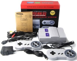 Super Mini Classic SFC Game Console Entertainment System Built in 400 Games - $26.42