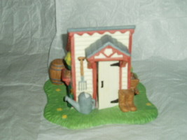 PartyLite Garden Shed Cottage Tealight Party Lite - $9.99