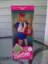 Mattel Target Baseball Barbie Doll NRFB 1992 - $9.90